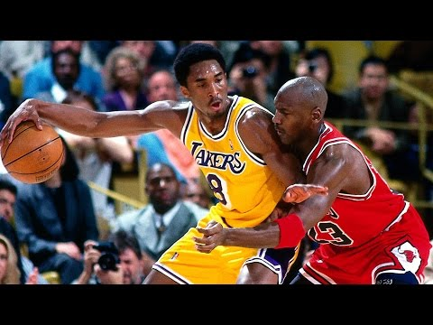 Harassing Defense from Kawhi Leonard, Kobe Bryant, and Michael Jordan