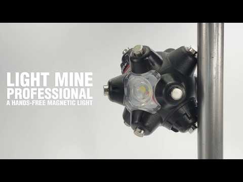 Red Striker Concepts Magnetic Light Mine 5-Pack