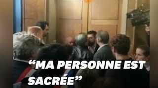 Le coup de colère de Jean-Luc Mélenchon face aux perquisitions de police