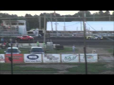 Nielsen Racing Algona 6-21-14