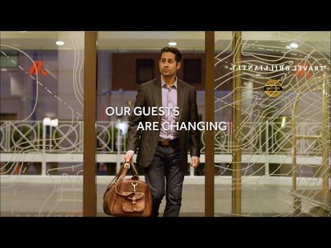 We are changing | Washington Marriott Georgetown