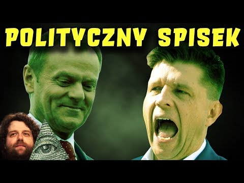 POLITYCZNY SPISEK NA SZCZYTACH WŁADZY W POLSCE - Plan Na Ogłupienie Polaków - cz 1 NOWOCZESNA KULISY