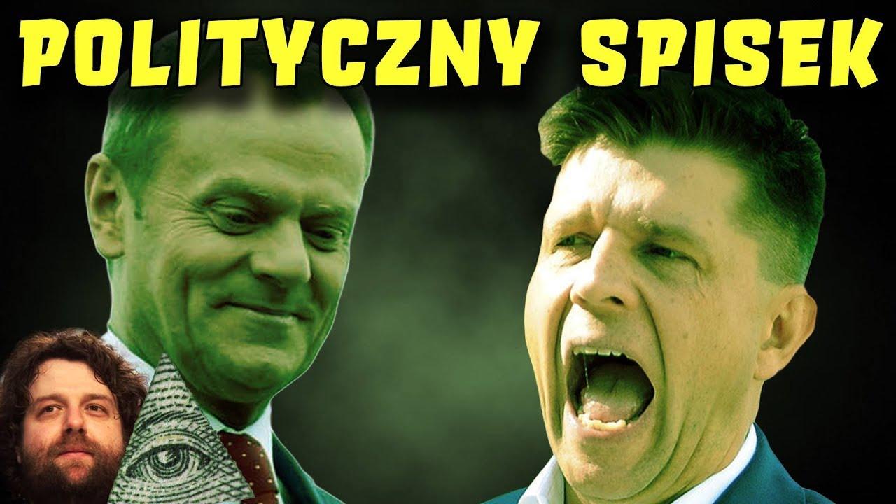 POLITYCZNY SPISEK NA SZCZYTACH WŁADZY W POLSCE – Plan Na Ogłupienie Polaków – cz 1 NOWOCZESNA KULISY