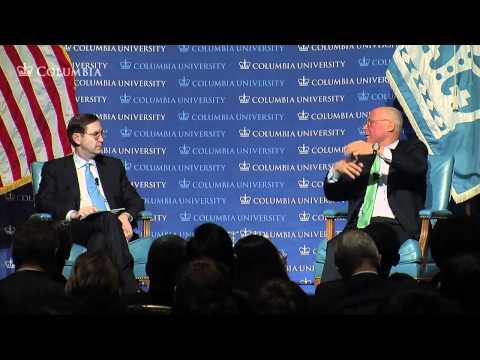 A Conversation with Former Treasury Secretary Henry Paulson