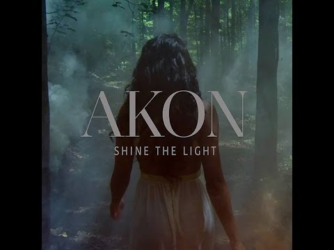 "Akon ""Shine The Light"""