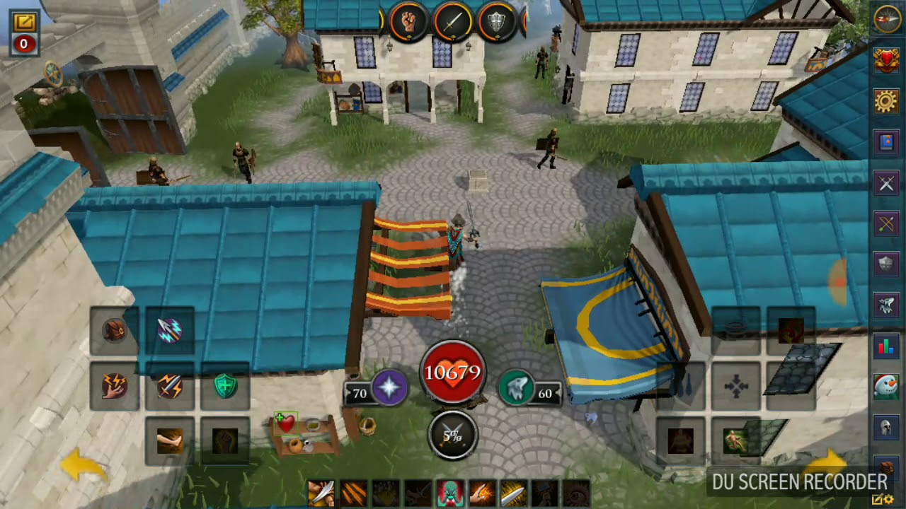 RS3 Mobile Beta v2