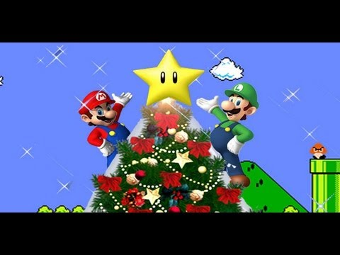 super mario 12 days of christmas - 12 Days Of Christmas Youtube