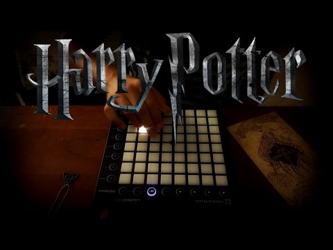 Harry Potter Theme  Launchpad  + Project File