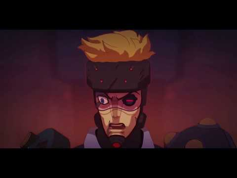LOVE DEATH + ROBOTS - S01e15 - команда киборгов грабит конвой