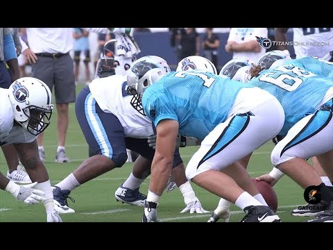 Titans Training Camp Report: Day 19 with Carolina Panthers