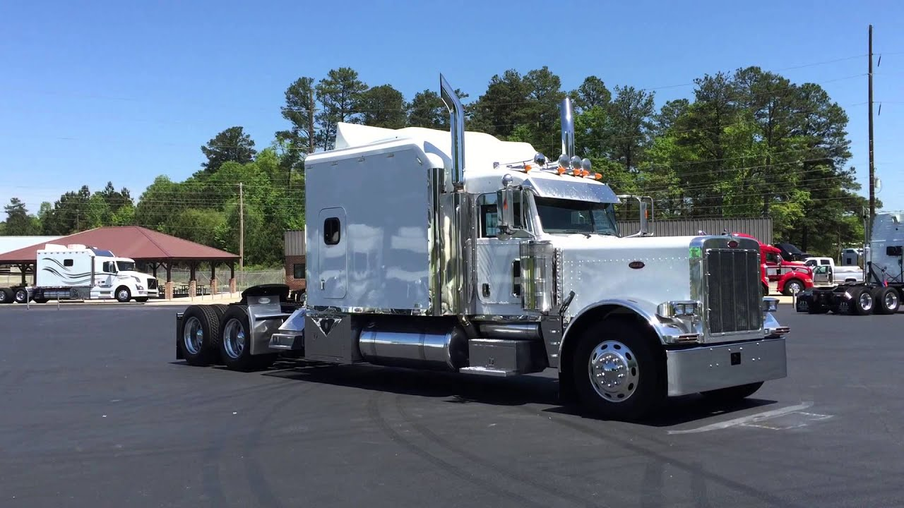 new truck for peterbilt sleeper sale trucks big