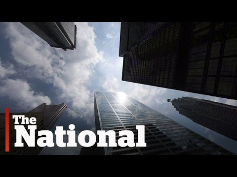 Canada's Big 6 banks downgraded in credit ratings