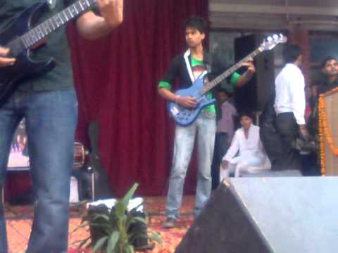 The Rahasyaa Raag Band at Lakshmi Bai college Delh...