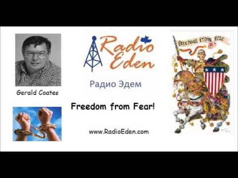 Freedom from Fear by Gerald Coates