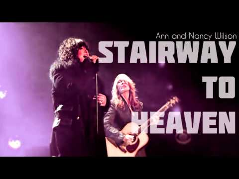 Ann And Nancy Wilson Cover Of Stairway To Heaven