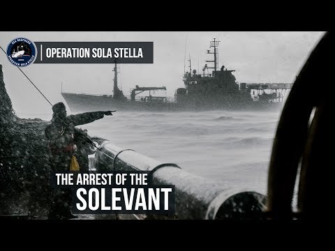 Operation Sola Stella: 15th Illegal Fishing Vessel Arrested
