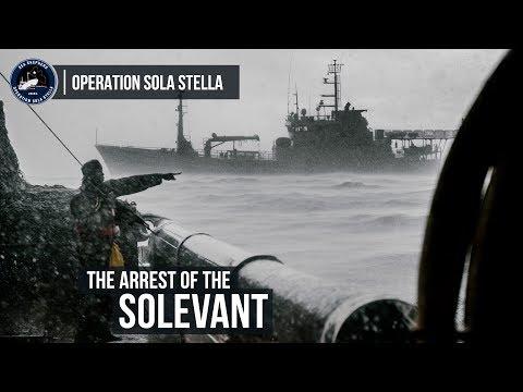 Operation Sola Stella: 15th Illegal Fishing Vessel Arrested