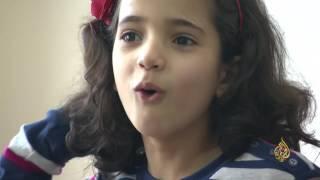 جيل الثورة – الطفلة المصرية حنين تامر