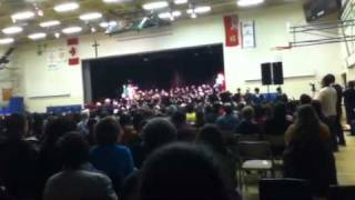 St. Robert CHS Senior Concert Band - March of the Gladiators
