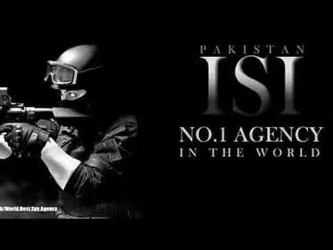 ISI is world's No 1 Agency said(RAW,CIA officers)