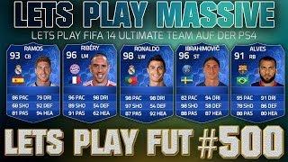 FIFA 14 | Lets Play Ultimate Team #500 - Nein, gibt heute noch kein Special meine Freunde!