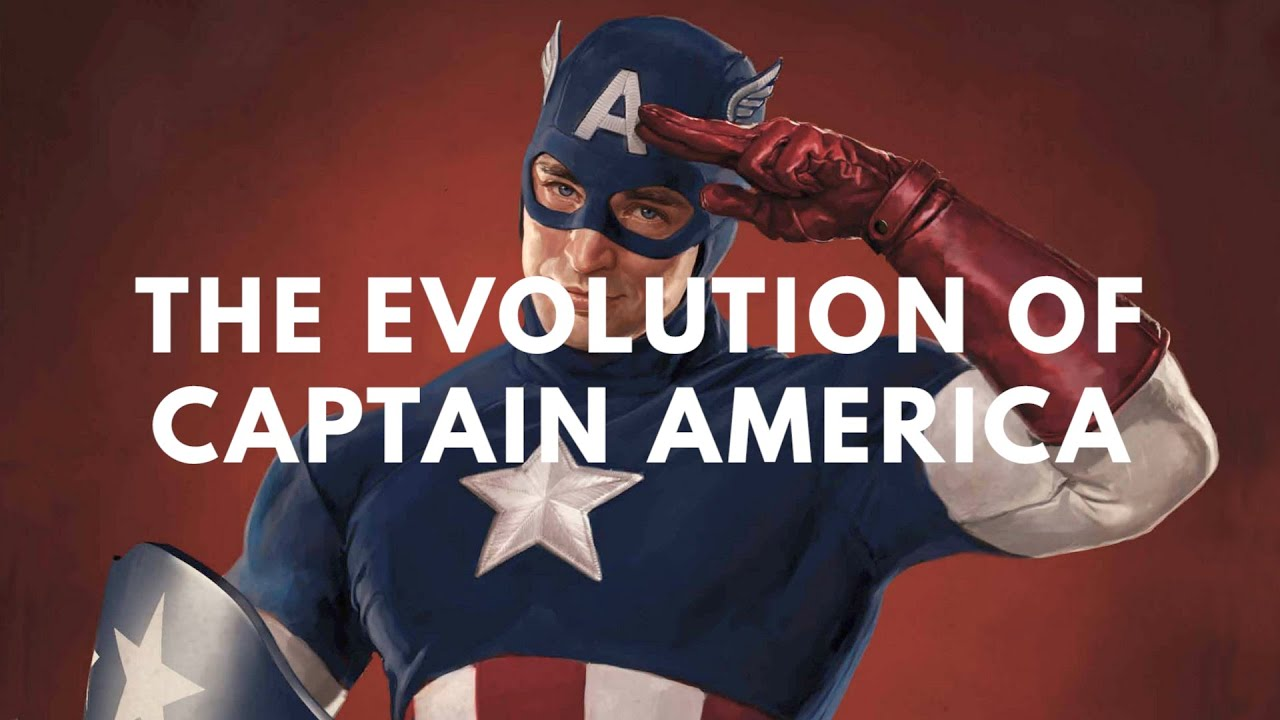 The Evolution of Captain America in Television & Film