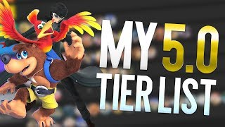 Ultimate 5 0 TIER LIST By Armada