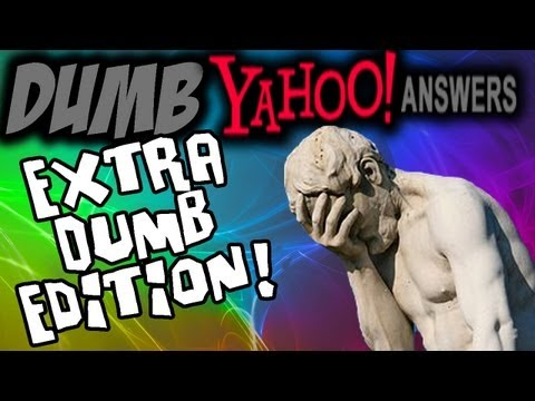 Dumb Yahoo Answers - EXTRA DUMB Edition! (Black Ops 2 Gameplay)