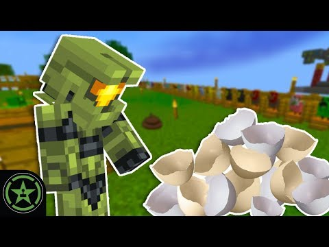 Let's Play Minecraft - Episode 282 - Sky Factory Part 23