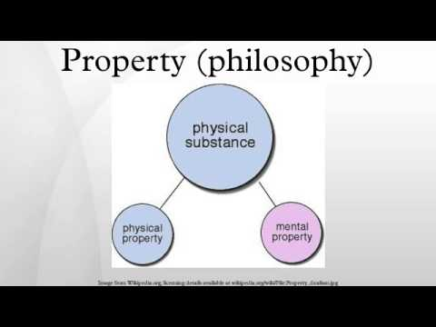 Property (philosophy)