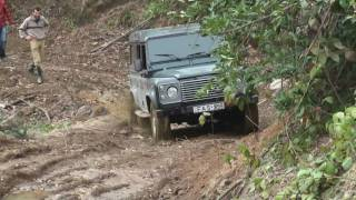 Land Rover Defender High Mountain Off Road
