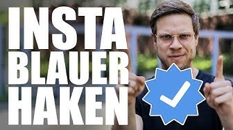 ✅Wie bekomme ich den blauen Haken bei Insta? Verifizierung deines Instagram Accounts ✅  #FragDenDan