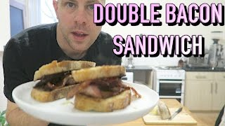 Best Bacon Sandwich Recipe - British Classic   London