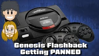 Sega Genesis Flashback Getting Panned by Critics - #CUPodcast