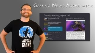 My New App - Gaming News Aggregator! thumbnail