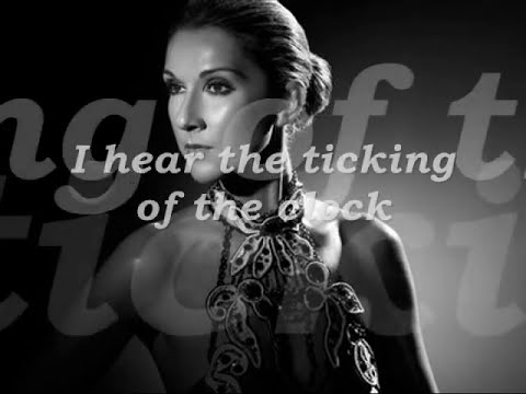 Celine Dion - Alone Lyrics