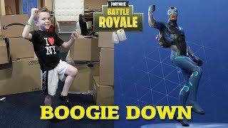 Twin vs Twin: Fortnite Dance Challenge In Real Life 2