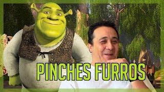 Shrek saluda a los Pinches Furros