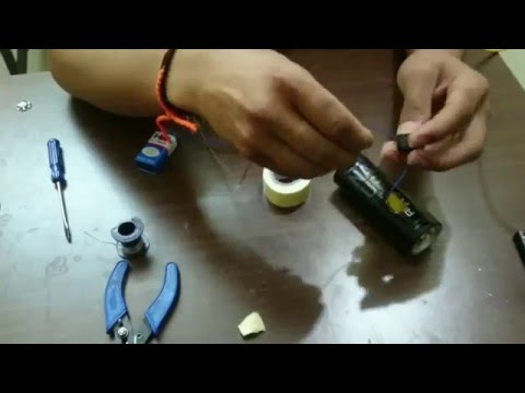 How to make a Torch light