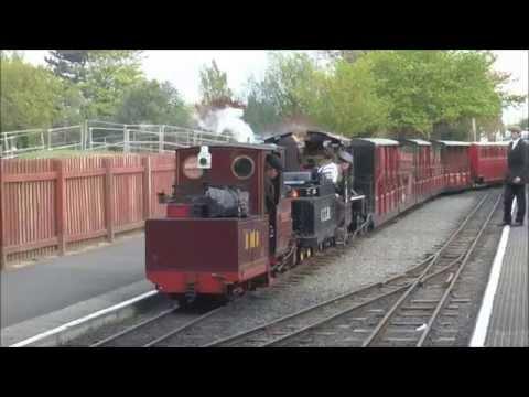 Cleethorpes Coast Light Railway - Supporters Gala 2014