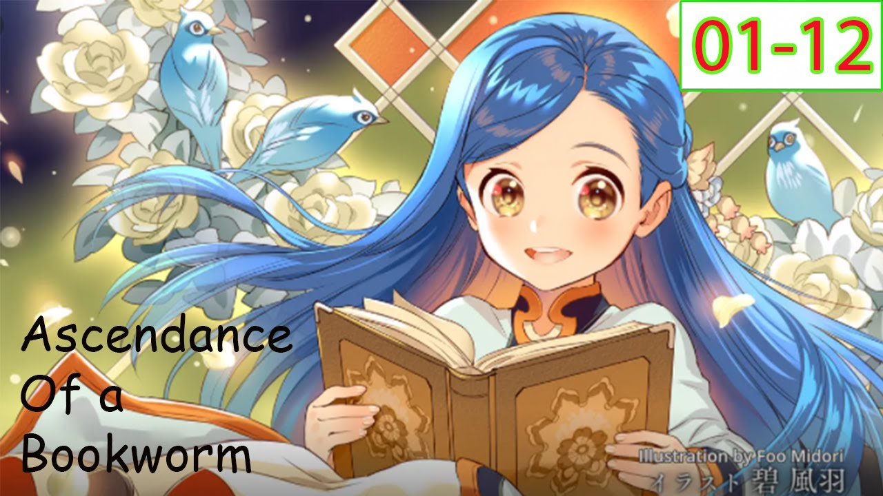 Download Ascendance of a Bookworm New Anime Episode 01-12 | Anime English Dub 2021