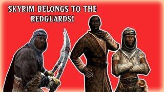 THE ELDER SCROLLS V SKYRIM 🔴 DAY 6 🔴 SKYRIM BELONGS TO THE REDGUARDS 🔪 🔴 thumbnail