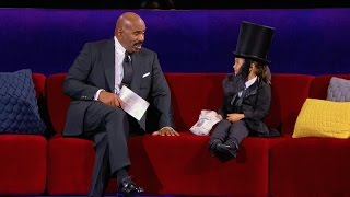 steve harvey little big shots