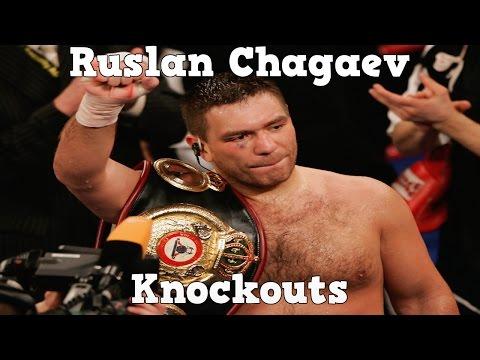 Ruslan Chagaev - Highlights / Knockouts