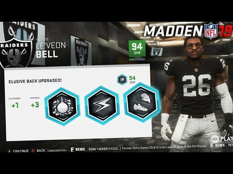 How to Upgrade Players in Madden 19 Connected Franchise