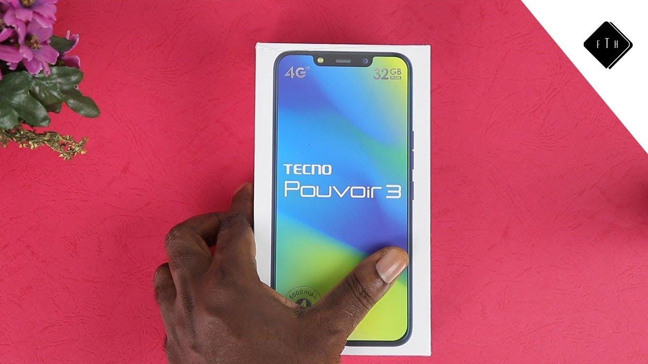 Buy Tecno Pouvoir 3 Air Smartphone | Price in Kenya