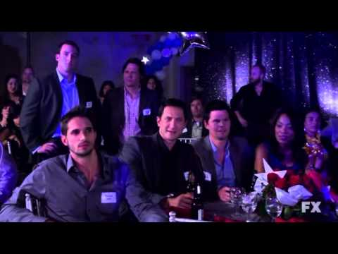 always sunny in philadelphia freedom high school reunion dance(longer and better quality)