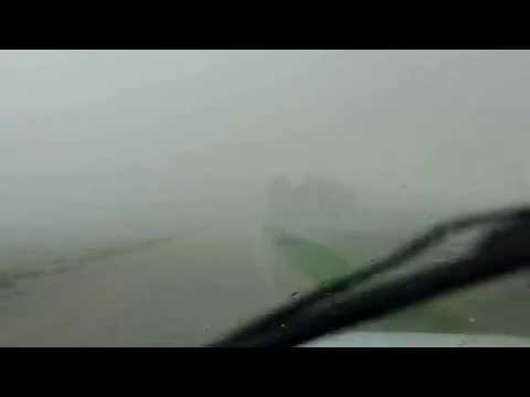 Hail & Heavy Rain