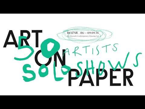 Art on Paper 2018