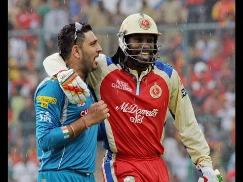 Yuvi & Gayle to do Gangnam style together - IANS India Videos